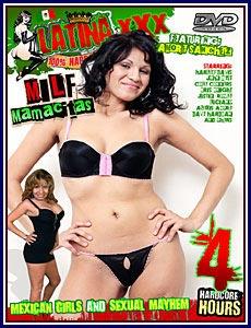 Latina XXX MILF Mamacitas Porn DVD