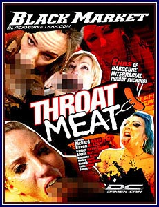 Throat meat porn
