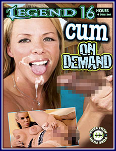 Cum On Demand Porn DVD