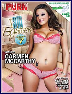 I Am Eighteen 7 Porn DVD