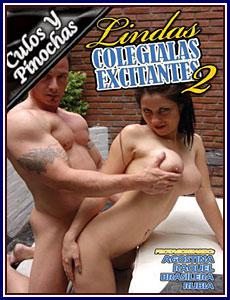 Lindas Colegialas Excitantes 2 Porn DVD