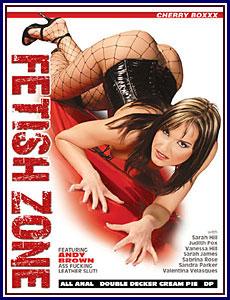 Fetish Zone Porn DVD