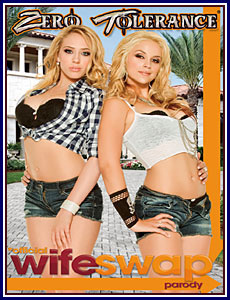 Official Wife Swap Parody Porn DVD