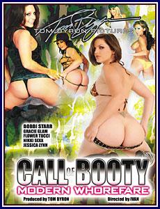 Call of Booty porno