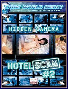 Hidden Camera Hotel Scam 2 Porn DVD