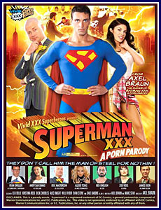 Superman XXX - A Porn Parody Porn DVD
