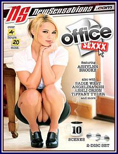 Office Sexxx Porn DVD