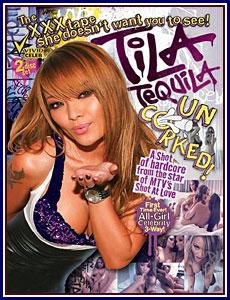 Tila Tequila Porn DVD