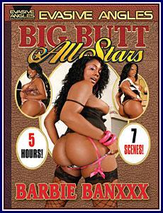 Big Butt All Stars Barbie Banxxx Porn DVD
