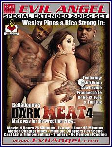 Belladonna's Dark Meat 4 Porn DVD