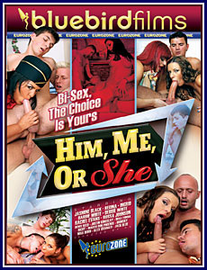 Him, Me Or She Porn DVD