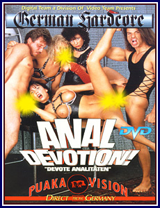 Anal porn movie posters