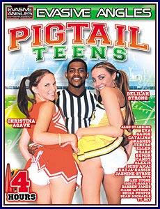 Pigtail Teens Porn DVD