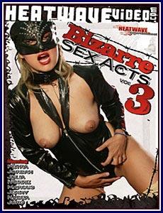 Bizarre Sex Acts 3 Porn DVD