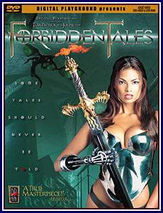 Forbidden Tales Porn DVD