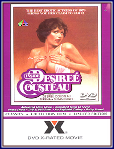 Inside Desiree Cousteau Porn DVD