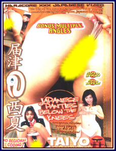 Japanese Panties Below The Knees Porn DVD