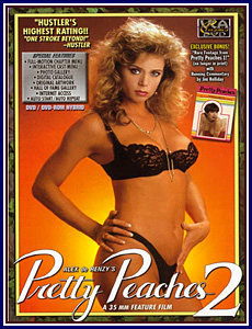 Pretty Peaches 2 Porn DVD