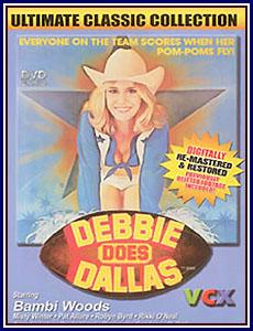 Debbie Does Dallas Porn DVD