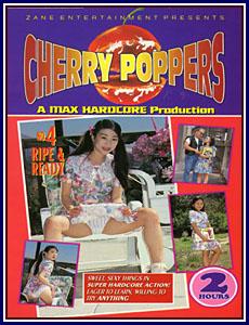 Teen Asian Cherry Popper