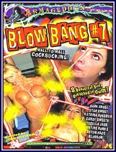 Blow Bang 7 Porn DVD