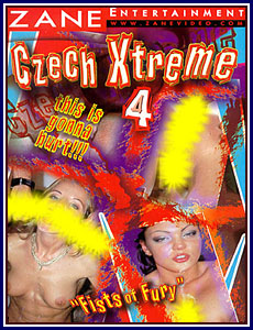 Czech Xtreme 4 Adult DVD