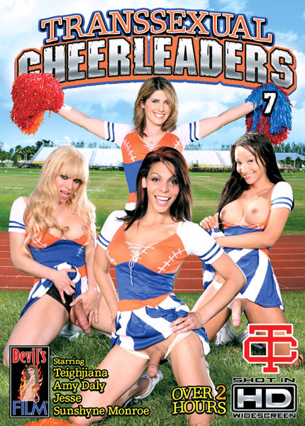 Transsexual Cheerleaders 7 (2011)