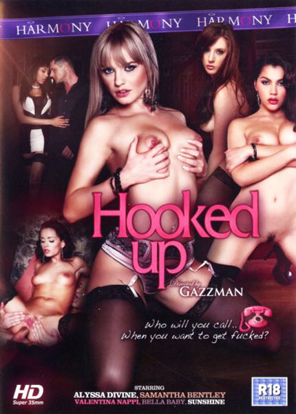 Hooked Up Box Cover Art.