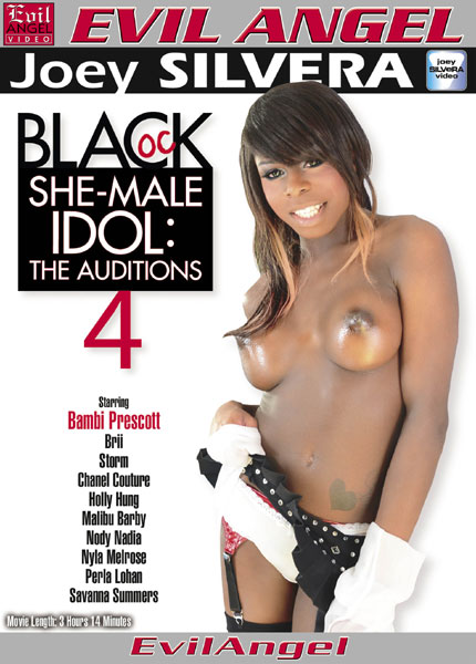 Black She-Male Idol - The Auditions 4 (2013)