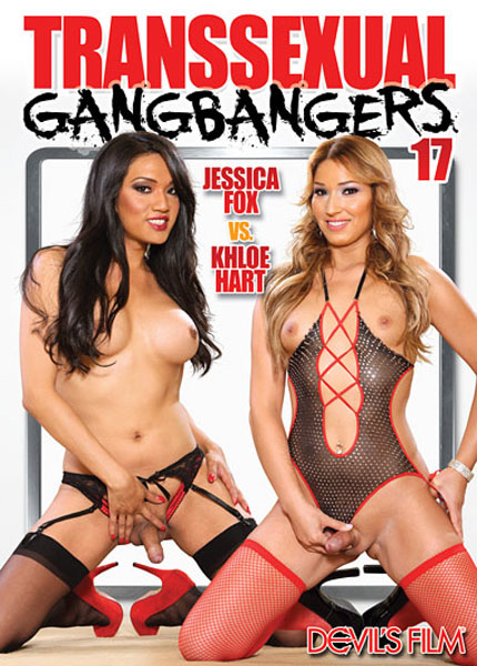 Transsexual Gangbangers 17 (2013)