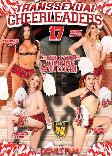 Transsexual Cheerleaders 17 (2017)
