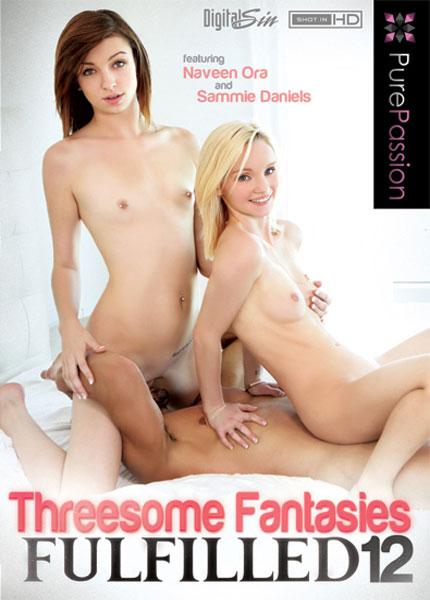 Threesome Fantasies Fulfilled 12
