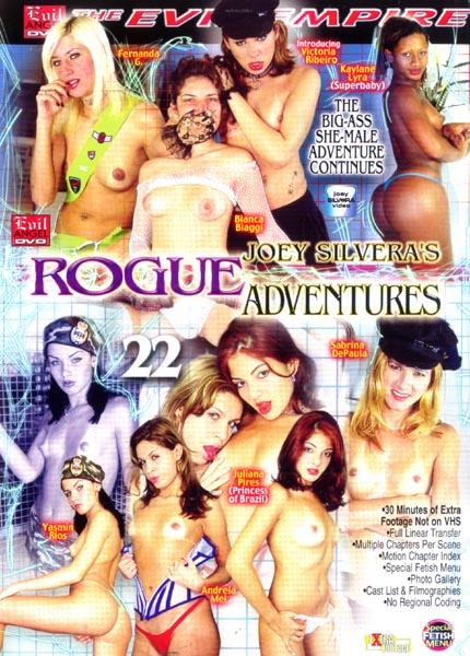 Rogue Adventures 22 (2004) - TS Victoria Ribeiro