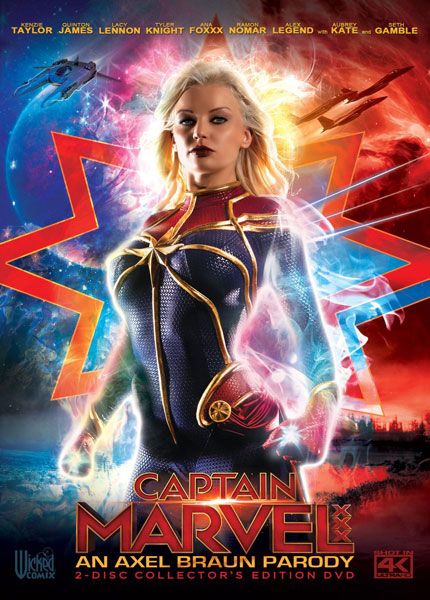 Captain Marvel XXX - An Axel Braun Parody (2019)
