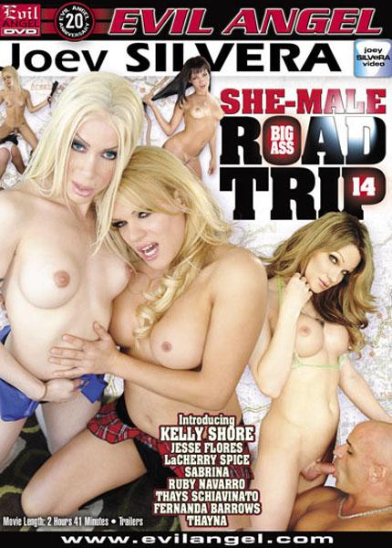 Big-Ass She-Male Road Trip 14 (2009)