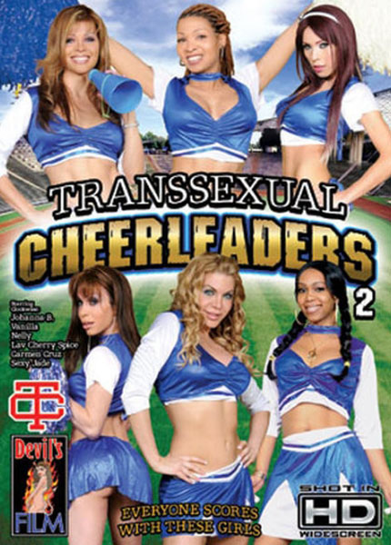 Transsexual Cheerleaders 2 (2009) - TS Carmen Cruz