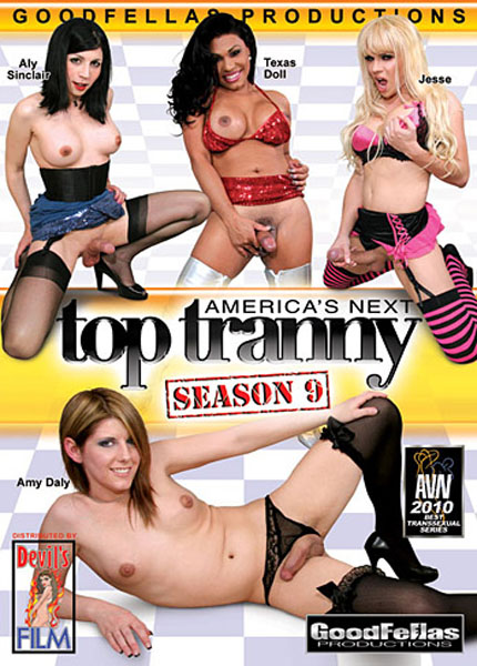 America's Next Top Tranny 9 (2010) - TS Jesse Flores