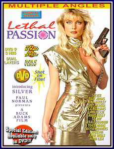 Lethal Passion Porn DVD