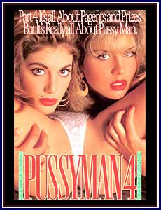 Pussyman 4 Porn DVD