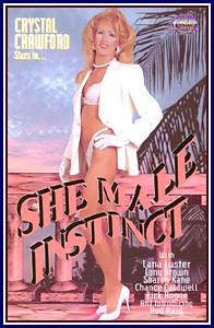 She-Male Instinct Porn DVD