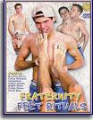 Fraternity Feet Rituals
