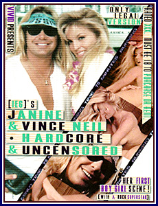 Janine and Vince Hardcore and Uncensored