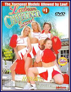 Lesbian Cheerleader Squad