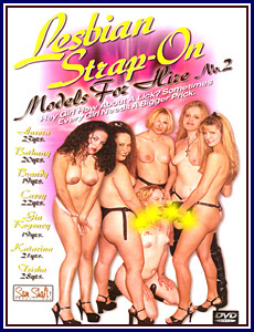 Lesbian Strap-On-Models for Hire 2