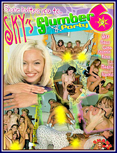 Sky's Slumber Party 6