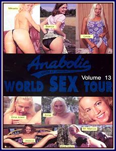 World Sex Tour 13