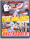 Young and Ready For Sex Teens Gone Crazy
