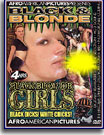 Black and Blonde Black Blow Job Girls