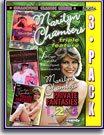 Marilyn Chambers' Private Fantasies 3 Pack