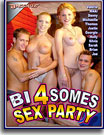Bi 4somes Sex Party